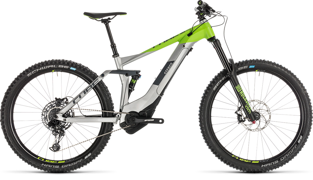 Cube Stereo 160 Race